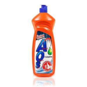 AOS средство для мытья посуды Глицерин 900мл