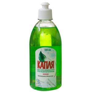 Капля Средство для мытья посуды Алоэ Вера 500мл