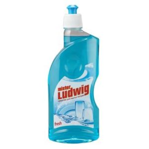 Средство для мытья посуды «Mister Ludwig» fresh 500гр