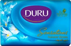 Таулетное мыло DURU Sensations Summer Breeze (Летний бриз) 140гр