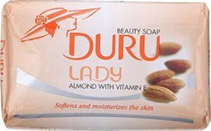 Туалетное мыло DURU LADY ALMOND (Миндаль) 140гр