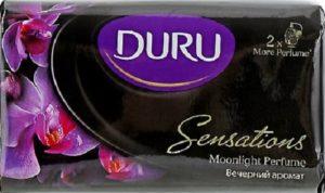 Туалетное мыло DURU Sensations MoonLight (Лунный свет) 140гр