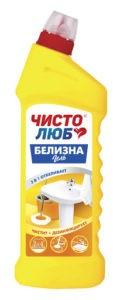 ЧИСТОЛЮБ Белизна-гель 750гр