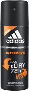 ADIDAS Дезодорант для мужчин Intensive 150мл