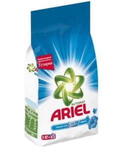 ARIEL Порошок стиральный авт Touch of Lenor Fresh 3кг