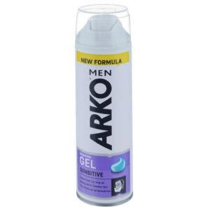 ARKO MEN Гель для бритья для чувствительной кожи 200мл