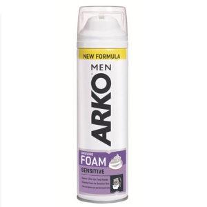 ARKO MEN Пена для бритья для чувствительной кожи 200мл