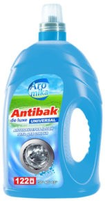 Antibak de Luxe Гель для стирки Universal Антибактериальный 4300мл