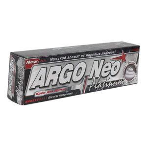Argo Neo Крем для Бритья Platinum 65мл