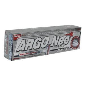 Argo Neo Крем для Бритья Silver 65мл