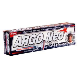 Argo Neo Крем после Бритья Platinum 65мл