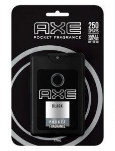 Axe Парфюмированный спрей Black 17мл