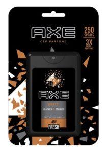 Axe Парфюмированный спрей Leather Cookies 17мл