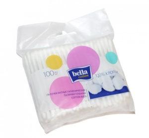 Bella Ватные палочки пакет 100шт
