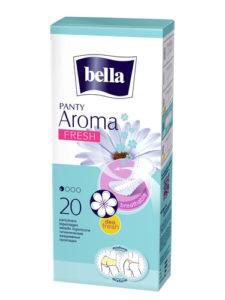 Bella Гигиенические ежедневные прокладки Panty Aroma Fresh 20шт