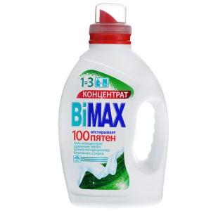 BiMax Гель для стирки 100 Пятен 1500мл