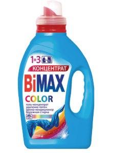 BiMax Гель для стирки Color 1500мл