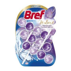 Bref Deluxe Чистящее средство для унитаза Чарующий Лунный Цветок 2х50гр