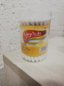 Cotton Buds Ватные палочки банка 50шт