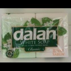 Dalan Хозяйственное мыло Классическое 4 x125гр