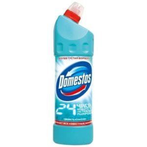 Domestos чистящее средство Свежесть Атлантики (голубой) 1000мл