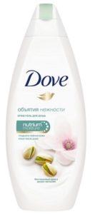 Dove Гель для душа Фисташковый крем и аромат Магнолии 250мл