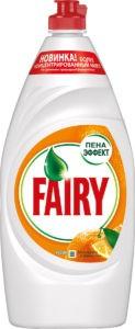 FAIRY Средство для мытья посуды Апельсин и лимонник 900мл