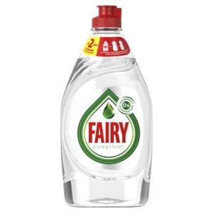FAIRY Средство для мытья посуды Pure&Clean 450мл