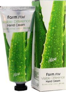 Farm Stay Крем для рук с Алоэ Вера 100мл