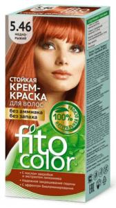 Fito Color Краска для волос Тон 5.46 Медно-рыжий 115мл