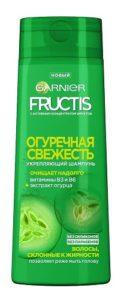 Fructis  Шампунь Огуречная свежесть 250 мл