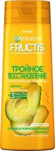 Fructis  Шампунь Тройное восстановление 250мл