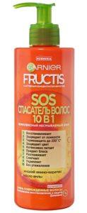 Fructis SOS Спасатель волос 10в1 400мл
