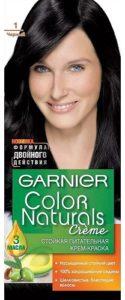 Garnier Color Naturals Краска для волос №1 Чёрный 110мл