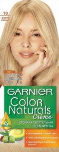Garnier Color Naturals Краска для волос №10 Белое Солнце 110мл