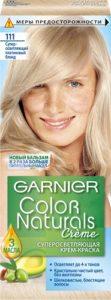 Garnier Color Naturals Краска для волос №111 Суперосветляющий Платиновый Блонд 110мл