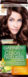 Garnier Color Naturals Краска для волос №3.23 Тёмный Шоколад 110мл