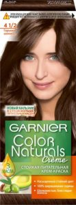Garnier Color Naturals Краска для волос №4 1/2 Горький Шоколад 110мл