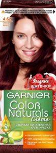 Garnier Color Naturals Краска для волос №4.62 Спелая Вишня 110мл