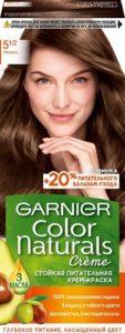 Garnier Color Naturals Краска для волос №5 1/2 Мокко 110мл