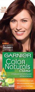 Garnier Color Naturals Краска для волос №5.25 Горячий Шоколад 110мл
