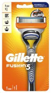 Gillette Fusion Бритва с 1 сменной кассетой