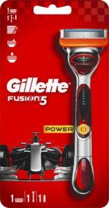 Gillette Fusion5 Power Red Бритва с 1 сменной кассетой