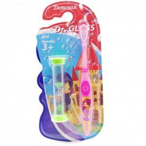 Gloss Зубная щётка детская с песочными часами