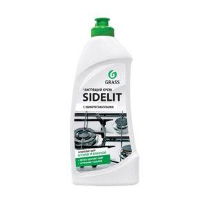 Grass Sidelit Средство для чистки Кухон и Ванн с Микрогранулами 500мл