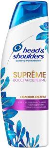 HEAD&SHOULDERS Шампунь против перхоти Supreme Восстановление Масло Арганы 300мл
