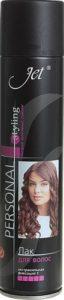 JET Лак для волос Экстрасильная Фиксация 5 190мл