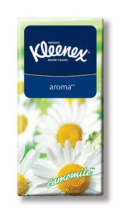 Kleenex носовые платочки Ромашка 1шт