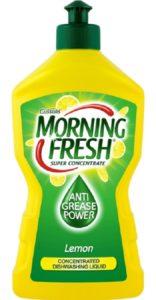 Morning Fresh Средство для мытья посуды Лимон 450мл