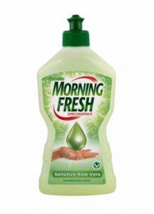 Morning Fresh Средство для мытья посуды Sensitive 450мл